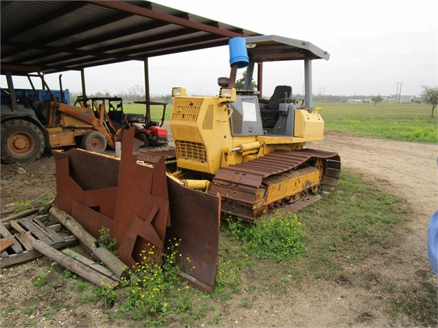 2002 KOMATSU D41 For Sale In Houston, Texas
