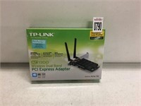 TP LINK  AC1300 WIRELESS DUAL BAND