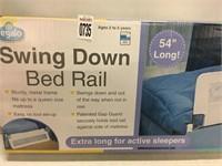 """REGALO-SWING DOWN BED RAIL  54"""""""