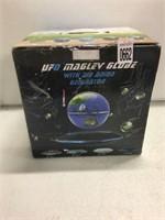 UFO MAGLEV GLOBE