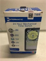 INTERMATIC 24 HOUR  MECHANICAL TIME SWITCH