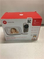 MOTORALA VIDEO BABY MONITOR WITH WIFI