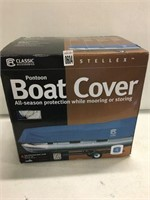 PONTOON BOAT COVER