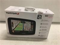 TOMTOM GO 520 GPS WITH WIFI