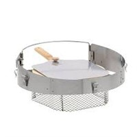 PIZZAQUE PIZZA KIT FOR KETTLE GRILLS (NOT