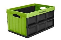SET OF 3 CLEVERMADE COLLAPSIBLE CRATE