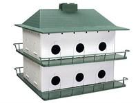 PURPLE MARTIN BIRD HOUSE *NOT ASSEMBLED*