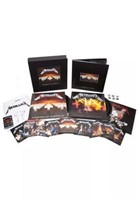 METALLICA MASTER OF PUPPETS REMASTERED DELUXE BOX
