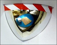 SEE ALL PANORAMIC QUARTER DOME MIRROR