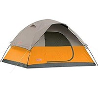 COLEMAN 5-PERSON ROSEWOOD TENT