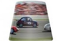 FATBOY COOPER CAPPIE CAR RACE (LAMP SHADE COVER)