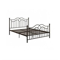 METAL BED FRAME SIZE DOUBLE (NOT ASSEMBLED)