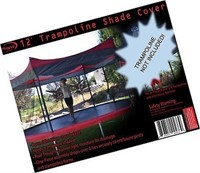 PROPEL 12' TRAMPOLINE SHADE COVER