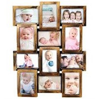 GRACIE OAKS GALLERY STYLE WALL HANGING 12 PHOTOS