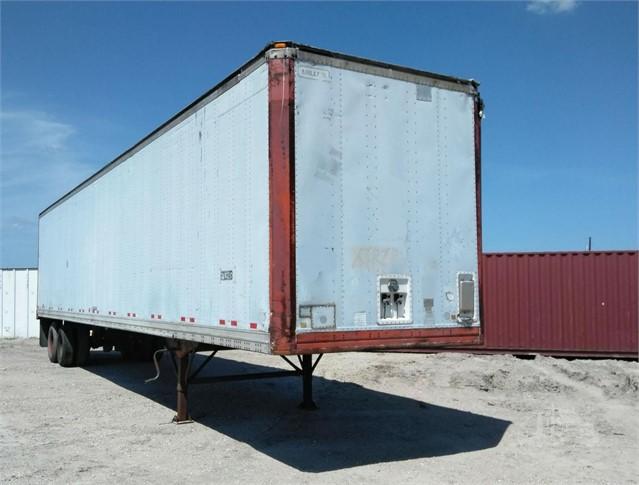 Storage Trailers For Sale >> 1984 Monan Monon Storage Trailers 45 48 Delivery Today For Sale