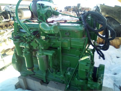 JOHN DEERE 6068 Auction Results - 16 Listings   TractorHouse