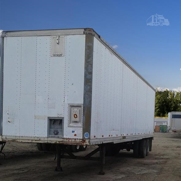 Storage Trailers For Sale >> 1989 Fruehauf 48x102 Storage Trailers Cheap Fast Delivery For Sale In Dallas Waxahachie Texas