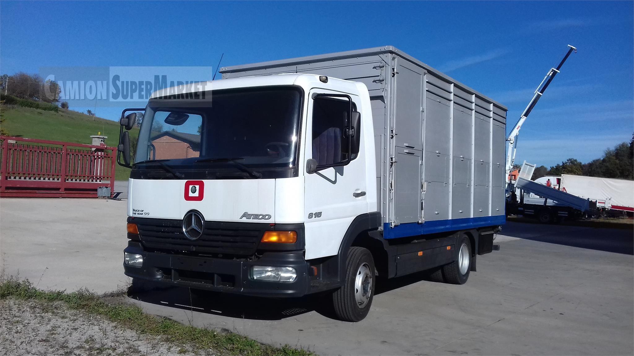 Mercedes-Benz 815 Usato
