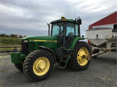 JOHN DEERE 7710 For Sale - 28 Listings | TractorHouse com