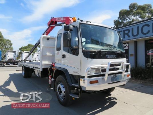2004 Isuzu FVD 950 Long Dandy Truck Sales - Trucks for Sale