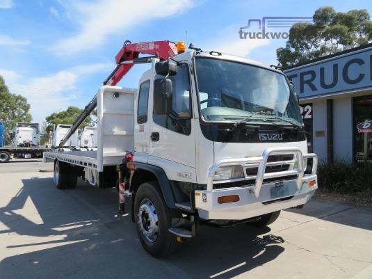 2004 Isuzu FVD 950 Long Trucks for Sale