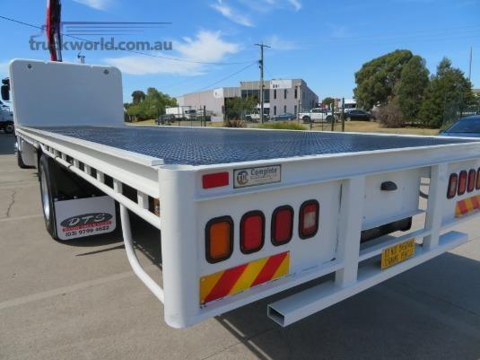2004 Isuzu FVD 950 Long - Truckworld.com.au - Trucks for Sale