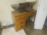4 DRAWER STUDY DESK