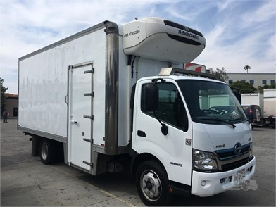 HINO 195 Reefer For Sale In California - 21 Listings