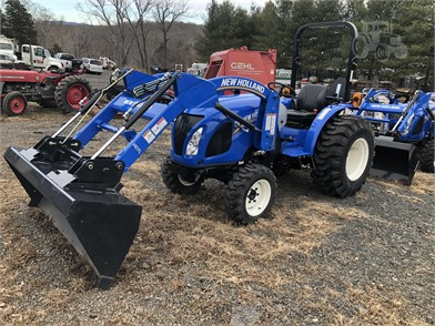 40 HP To 99 HP Tractors For Sale In Warrenton, Virginia - 313