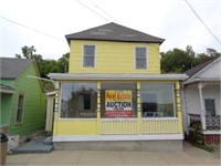 Real Estate Online Auction - 208 North St  - Hannibal, MO