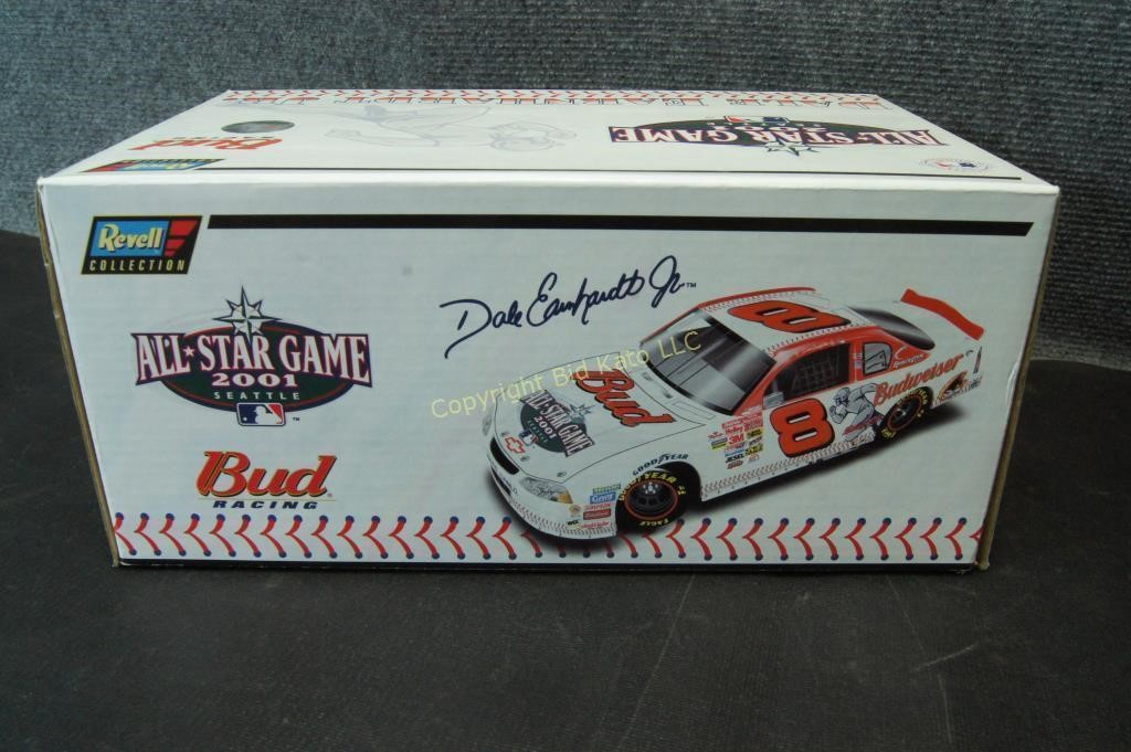 Bud Racing Dale Earnhardt Jr Revell Collection NAS   Bid Kato