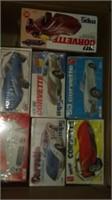 Corvette Model kits