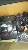 Sega genesis console