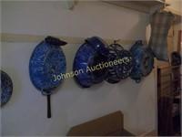 Blue & White Graniteware