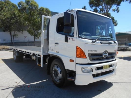 2013 Hino 500 Series 1628 FG City Hino - Trucks for Sale