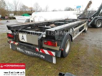 HUEFFERMANN 2-ACHS ABROLLANH�NGER / HAR 18.70 P