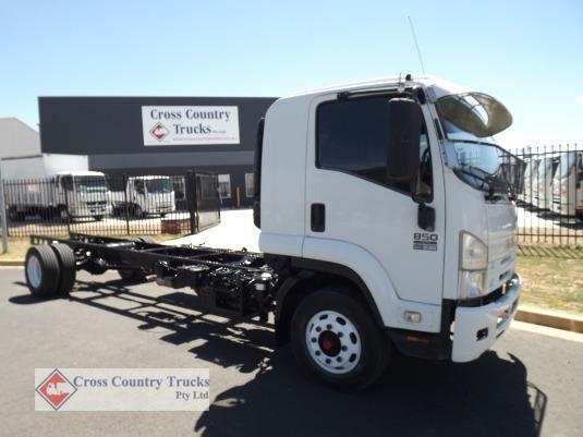 2008 Isuzu FSR850 Cross Country Trucks Pty Ltd - Trucks for Sale