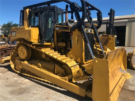 2015 Caterpillar D6R DS XL III - Heavy Machinery for Sale