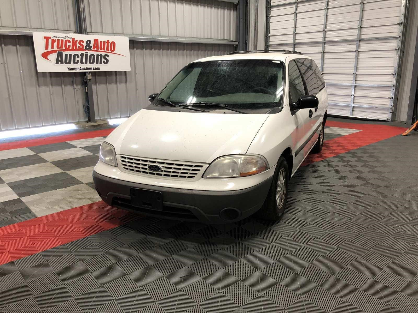 2001 ford windstar lx musser bros inc musser bros inc