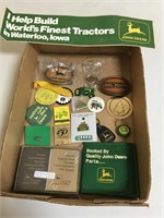 Farm Primitives, John Deere Collectibles, Toys, and More!
