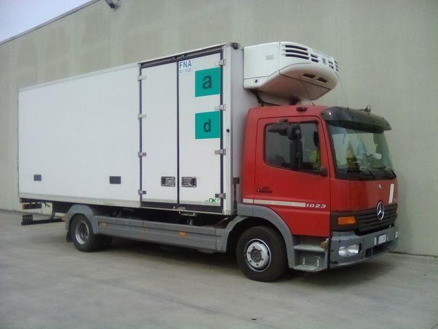 Mercedes-Benz ATEGO 1023 Usato