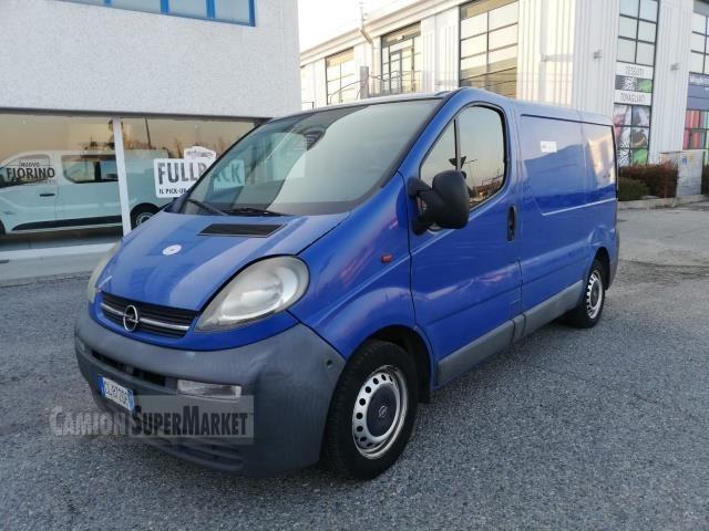 Opel VIVARO Usato 2003