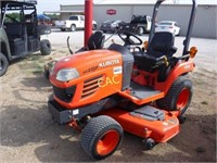 July Equipment Auction