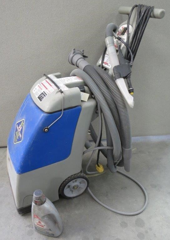 Kent Investment Corp  Carpet Cleaner Rental | HiBid Auctions