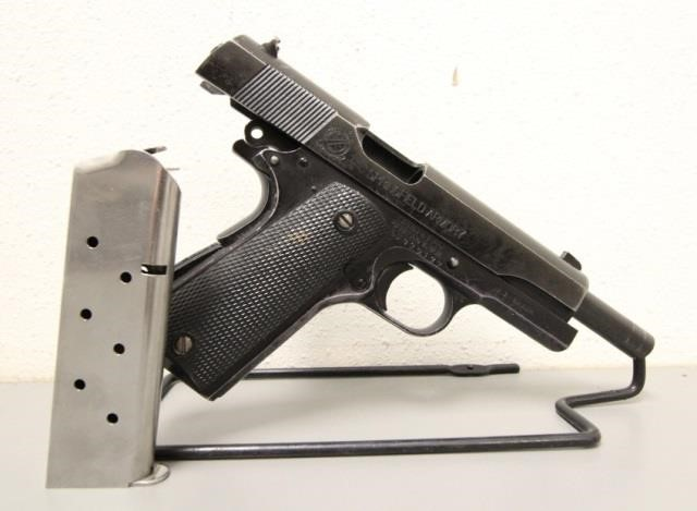 Springfield Armory 1911 A1  45 Semi Auto Pistol | United Country