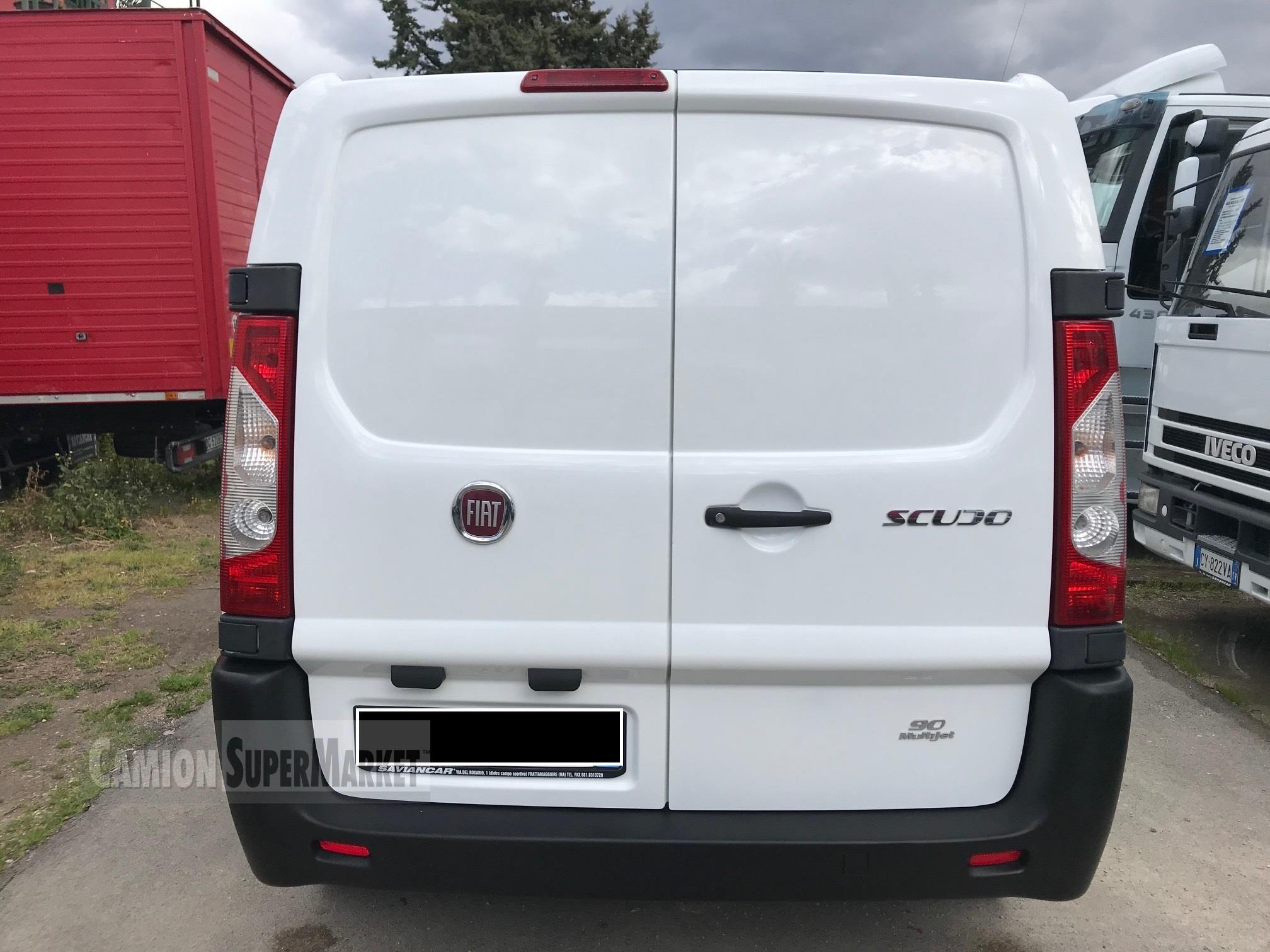Fiat SCUDO Usato 2009