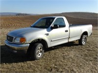 Online-Only 2004 Ford F150 Auction