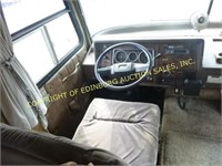 1986 CHEVROLET P30 HONEY 28' MOTORHOME | Edinburg Auction
