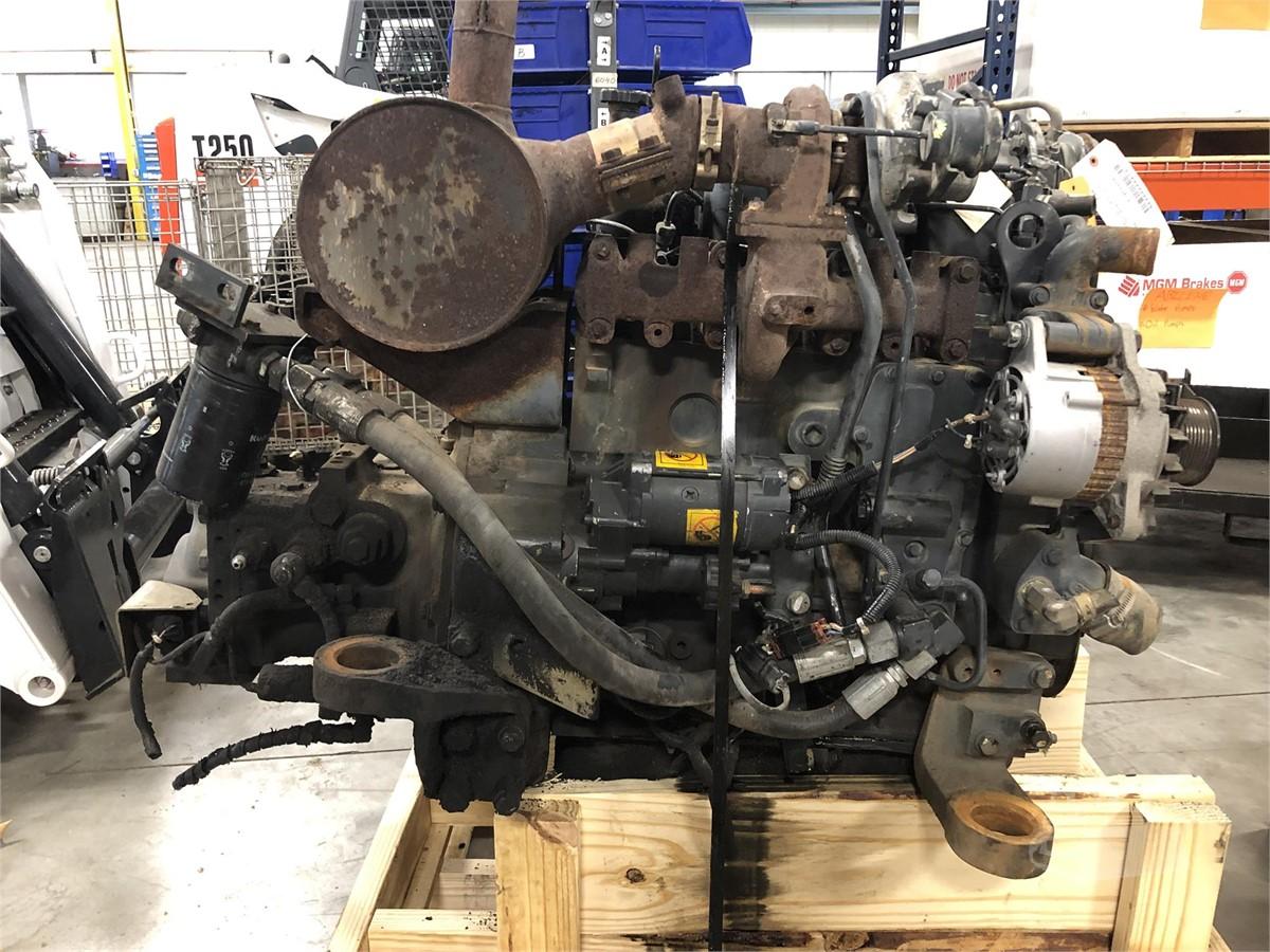 2005 KOMATSU S4D102E-1 Engine For Sale In Springfield, Missouri