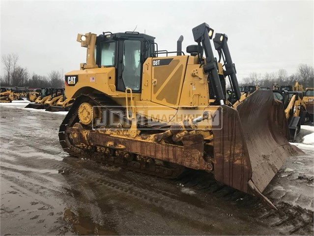 2016 CAT D8T For Sale In West Chicago, Illinois